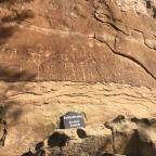 Petroglyph Point Hike, Mesa Verde